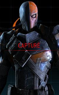 Arkham Origins : Dossiers Deathstroke-46c9742