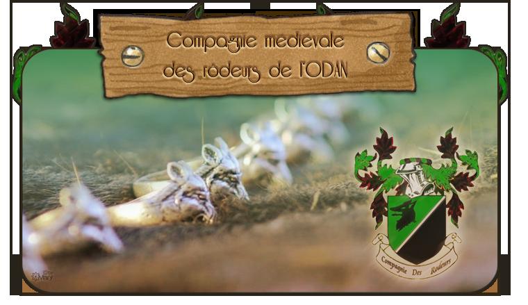 Compagnie medievale des Rôdeurs de l'ODAN