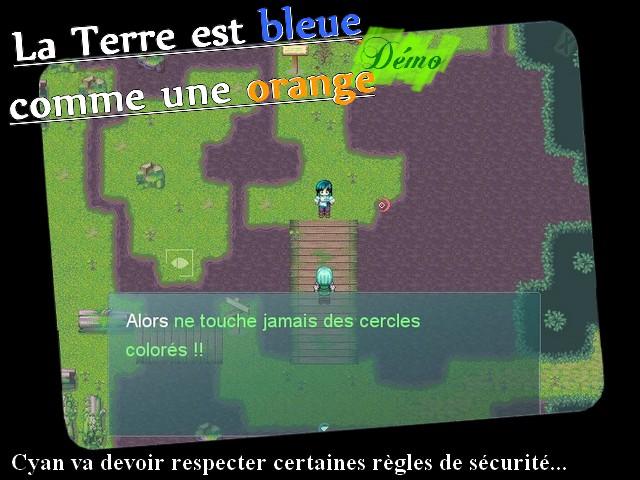 La Terre est bleue comme une orange - Démo Jour 1 S10-46c95ca
