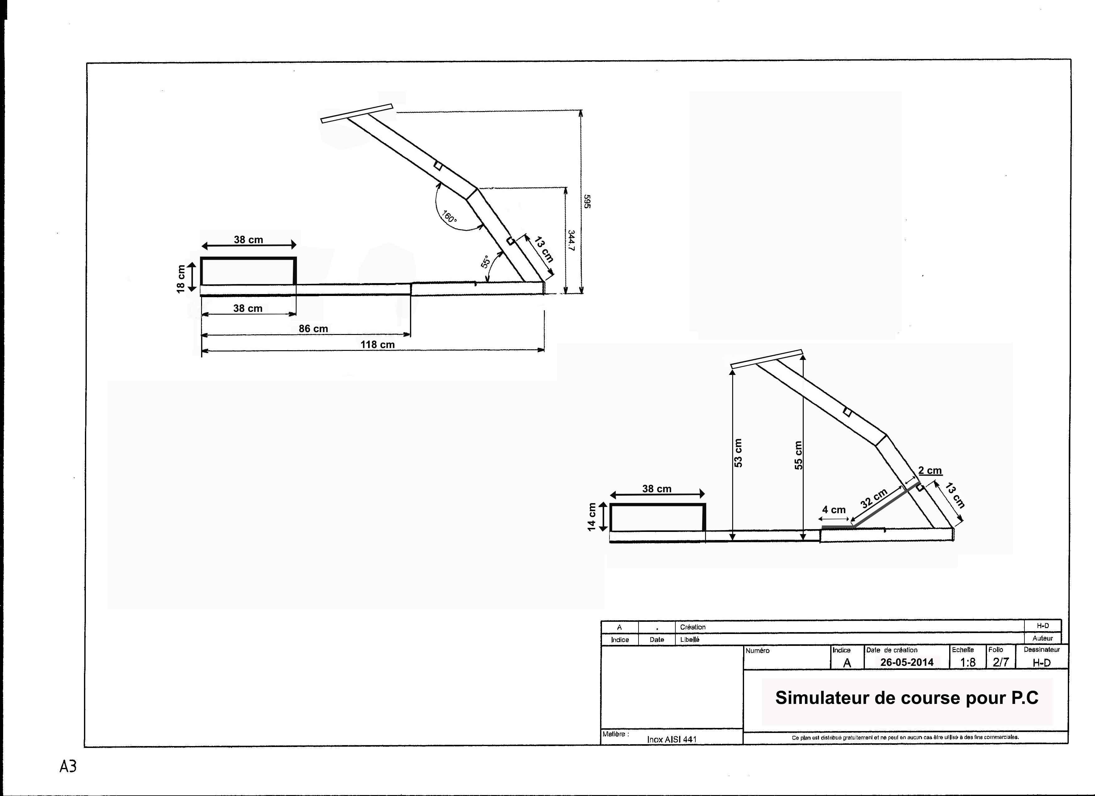 racingfr mon projet simulateur dynamique frex like de. Black Bedroom Furniture Sets. Home Design Ideas